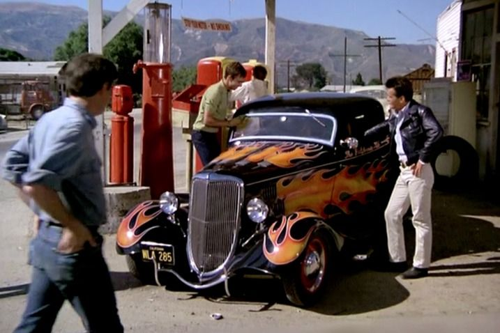 the california kid 1934 ford coupe this 1974 tv movie made the 34 three window built by pete chapouris one of the most famous hot rods of all t