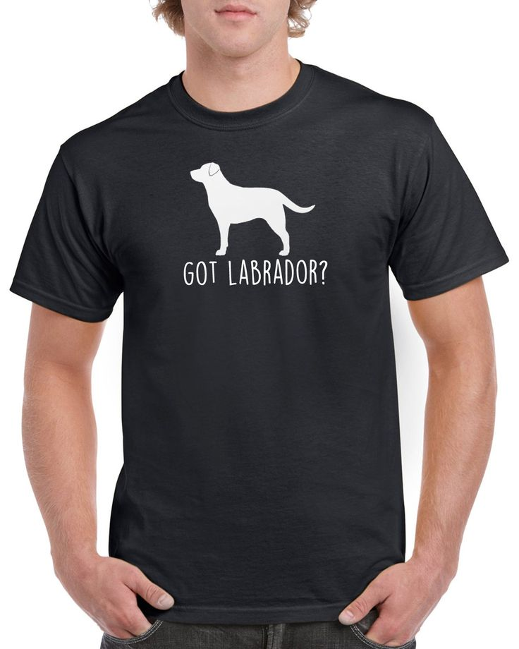 Hello! New Arrivals! Grap your favorite t-shirt today from MINOSDESIGNS Store!  Got Labrador? T-shirt Dog Lovers Golden Retriever Tshirt Cool Unisex Top Tee  https://goo.gl/fQBFfG $15.75 https://minostshirts.com #2XL #DogBreed #AwesomeGift #GotLabrador #gildan #DogLovers #clothing #GoldenRetriever #charcoal #DogTshirt #black #3XL #dogs #5XL #4XL