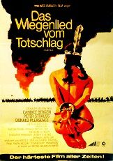 Das Wiegenlied Vom Totschlag (1970) $19.99; aka: Soldier Blue; Stars Peter Strauss, Candice Bergen, Donald Pleasence, John Anderson and Dana Elcar. This film comes from an uncut widescreen German import print of excellent picture quality.