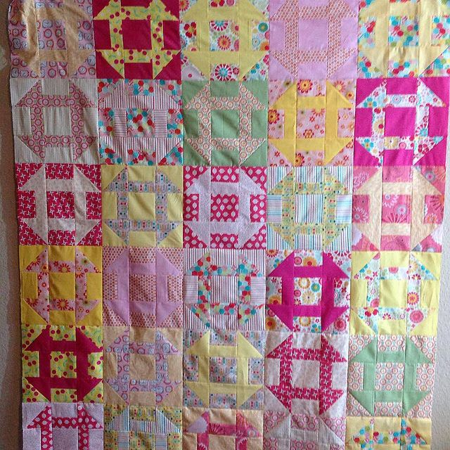 223 best Churn Dash Quilts images on Pinterest | Quilting patterns ... : churn dash quilt block - Adamdwight.com