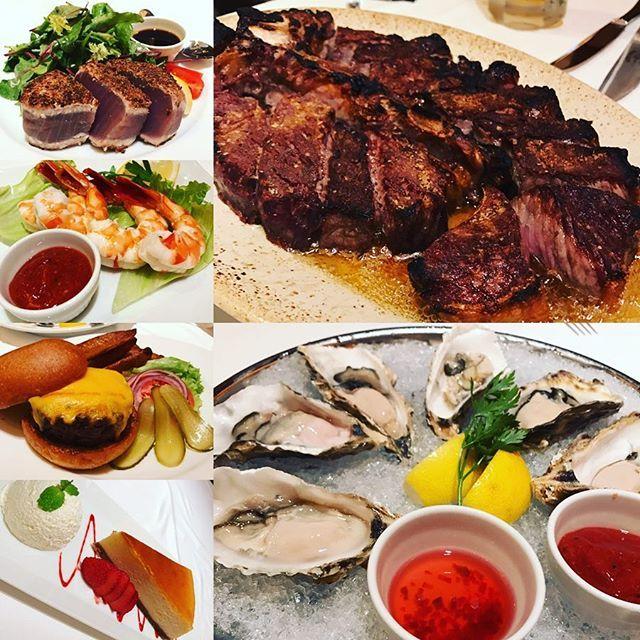 先日の飲みまくりday🍺🍷🍾 六本木×ステーキハウス →  銀座×友達がやってる屋上テラス →  赤坂×韓国料理 →  千葉×宅飲み  気づいたら12時間以上飲んでました…  韓国料理屋ではひっさびさにバカ飲み😝マッコリのかめ何杯あいた⁈  ステーキハウス、お洒落で美味しかったぁー✨✨ #ステーキハウス #六本木 #ごちそうさまでした #また行きたいです #肉 #昼からシャンパン #韓国料理写真撮り忘れた #有名なお店だったのに #後輩潰れた #楽しかった #安定のデブ活 #銀座は別途載せるよ