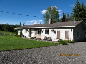 Horse Lovers Dream! 4 Bdrm Rancher on 20 Ac. Riding Arena & more -