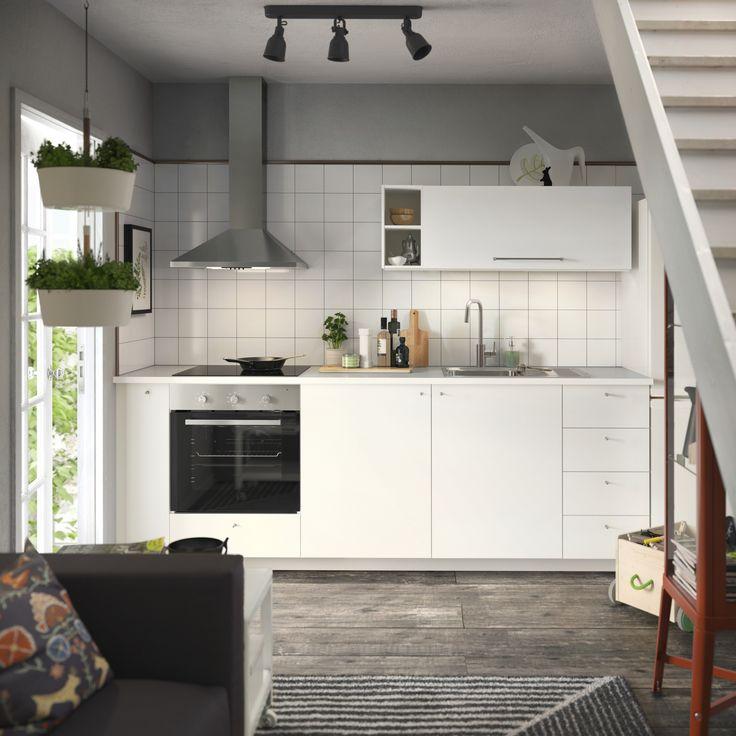 73 best Cocinas images on Pinterest | Kitchen ideas, Ikea kitchen ...