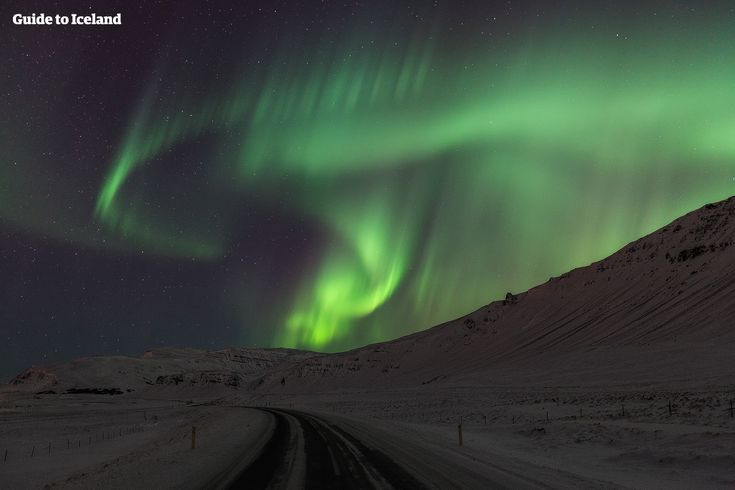 The Northern Lights Bus tour takes you away from the light-pollution of towns and villages.