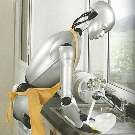 Een sterk gerobotiseerde maatschappij met inzet van robots op het gebied van zorg, amusement, educatie en transport. Het is geen science fiction meer maar werkelijkheid. Door technisch beter zicht (3D visiesystemen), betere navigatie en mobiliteit, betere spraakherkenning en slimmere interactie door informatie technologie worden robots al op ruime schaal ingezet.