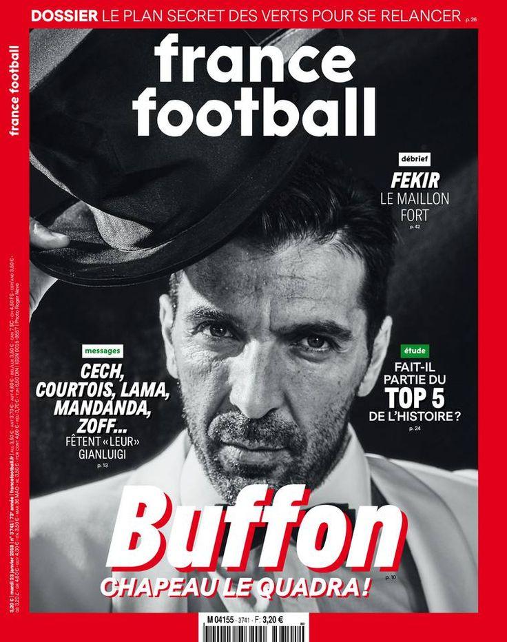 France Football 23 janvier 2018