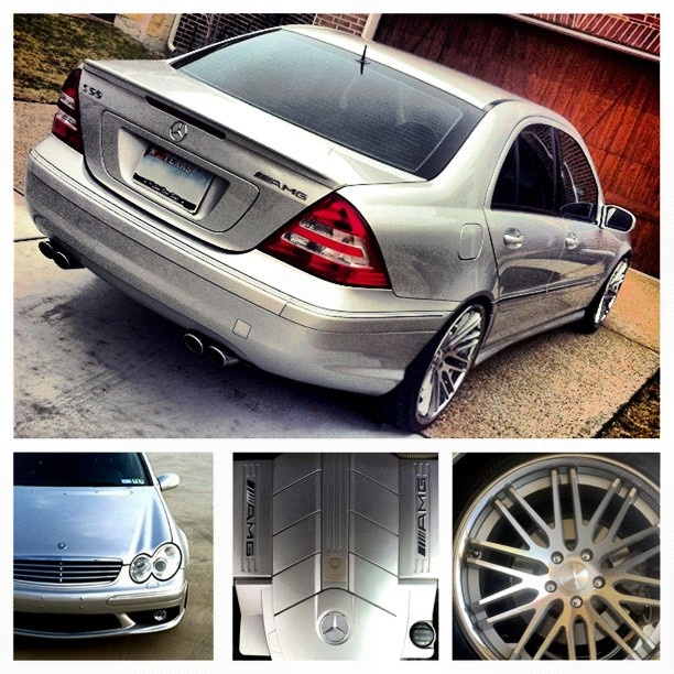 24 Best Images About W203 On Pinterest C Class Wheels