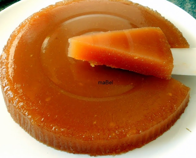 Dulce de membrillo casero en barra (con o sin thermomix) ~ Pasteles de colores