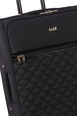 Luggage Online | Kate Hill Juliette 77cm Spinner Case | Victoria Station