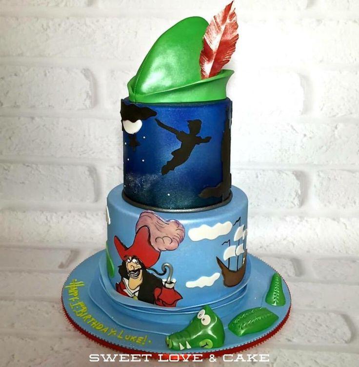 Never grow up - Cake by Sweet Love & Cake