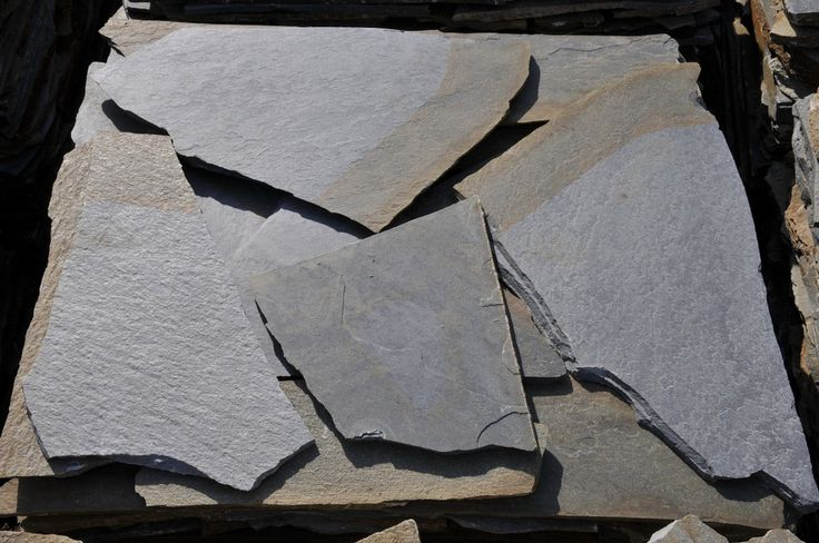 Rock Solid Blue - Sykis blauw — AMC Natural Stones