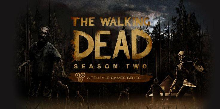 TEST PS3   The Walking Dead Season 2