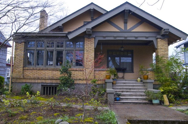 17 Best Images About Craftsman Style And Bungalow Houses