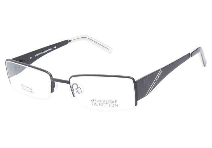 Kenneth Cole Reaction 715 002 Matte Black | It's Your Lucky Day! Love this frame? Re-pin it for your chance to win it!