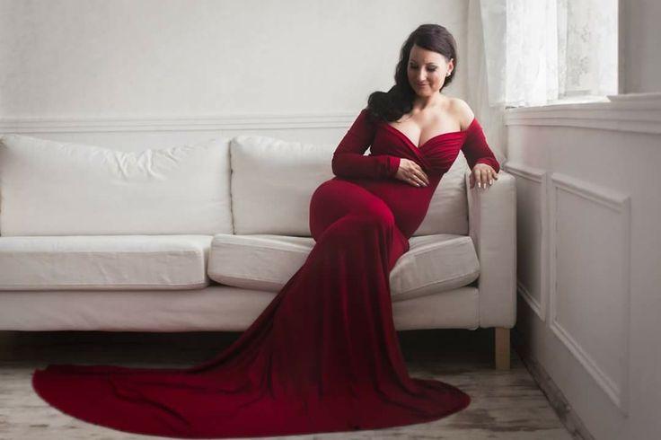 Maternity gown Photo Cserepes Évi Foto
