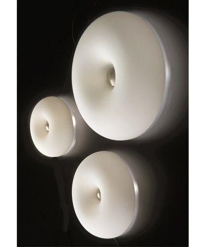 Bubble AP2 Væg/Loftlampe - Studio Italia Design