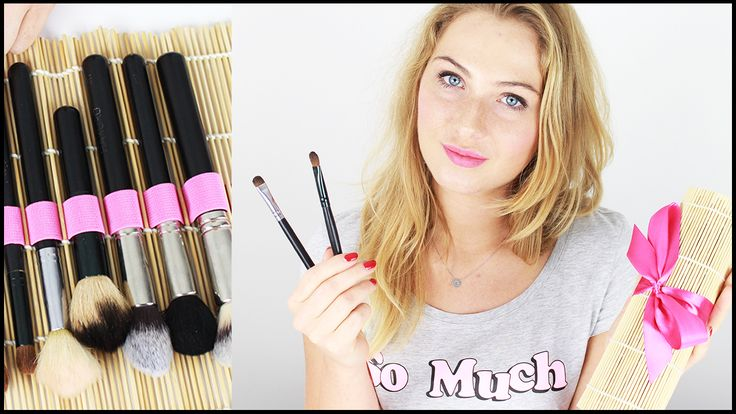 DIY: Jak zrobić etui na pędzle do makijażu ★ Domodi TV ★