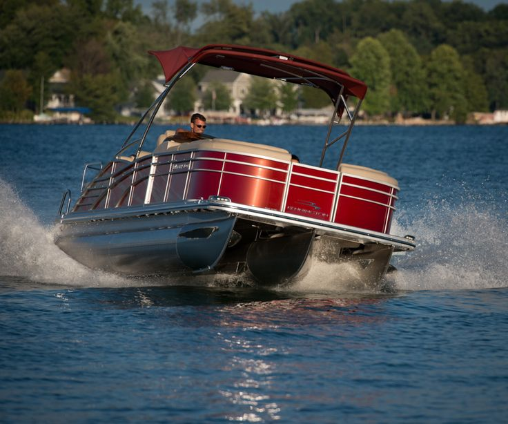 Best 25 luxury pontoon boats ideas on pinterest for Pontoon boat without motor for sale