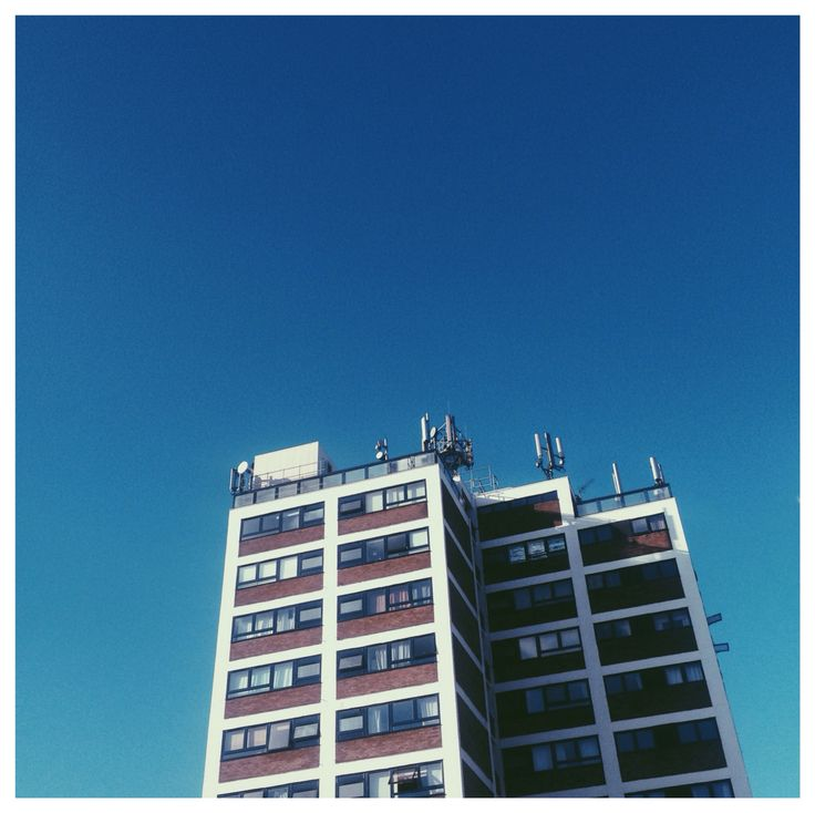 Faux Blue #vsco #thisislondon