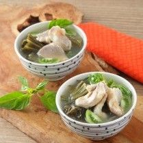 Sup ikan batam, rasa menyegarkannya sungguh menggugah selera. Ini dia resepnya.