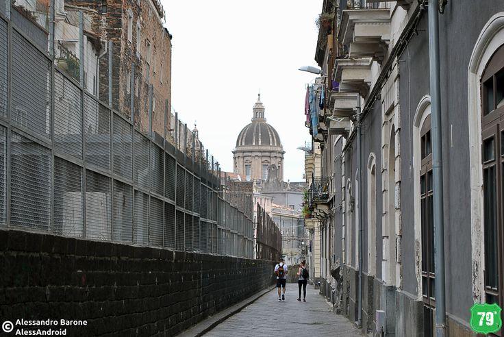 Vicoli di #Catania #Sicilia #Italia #Italy #Viaggio #Viaggiare #Travel #AlwaysOnTheRoad