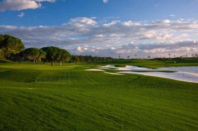 Golf Course Quinta da Lago Laranjal in Algarve, Portugal - From Golf Escapes