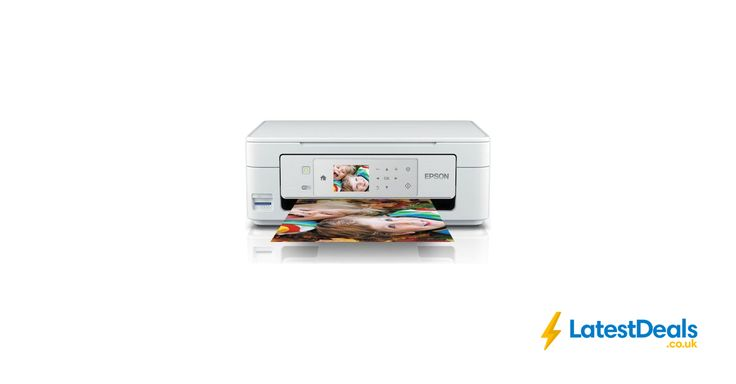 EPSON Expression Home XP-445 All-in-One Wireless Inkjet Printer Free Delivery, £39.99 at PC World