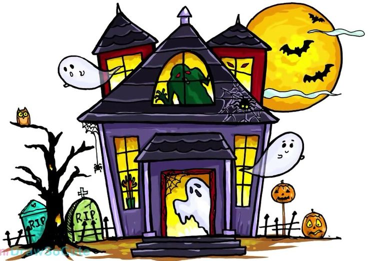 Haunted house pinterest for Pinterest haunted house