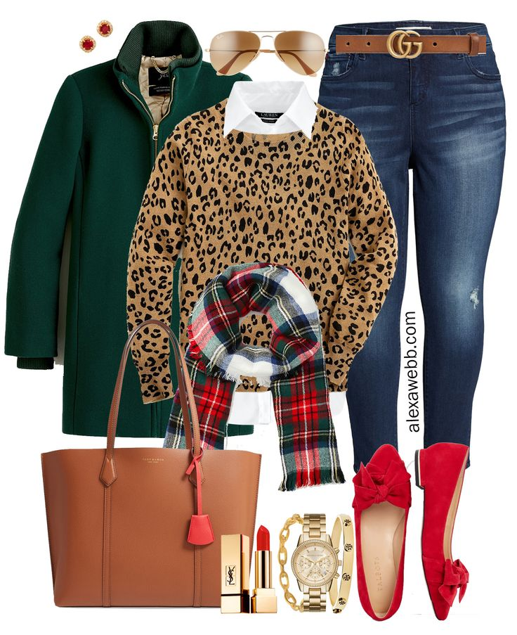 2019 Plus Size Holiday Outfit Ideas – Part 2