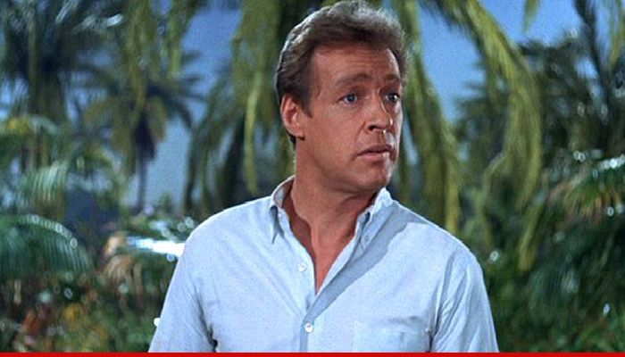 Russell Johnson Dead -- The Professor From Gilligan's Island Dies at 89 - Of  natural causes - January 16, 2014