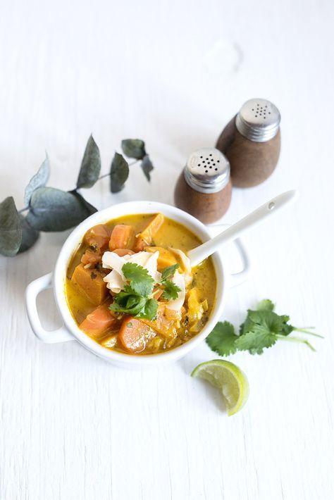 soppa sötpotatis