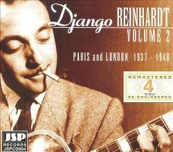 Django Reinhardt - Paris and London: 1937 - 1948,