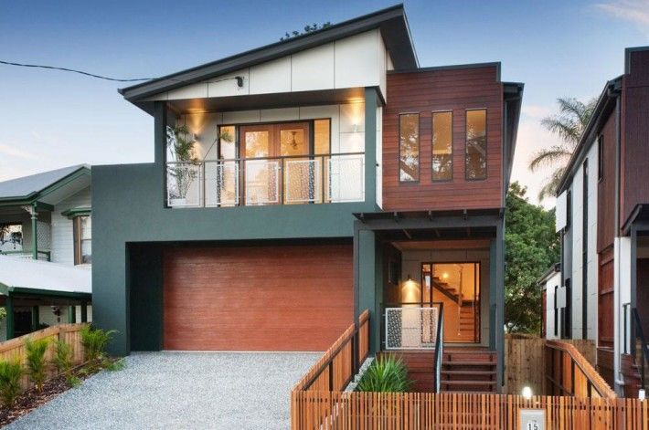 new minimalist house design with modern minimalist house facade