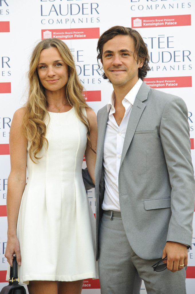 Jack Savoretti & his wife