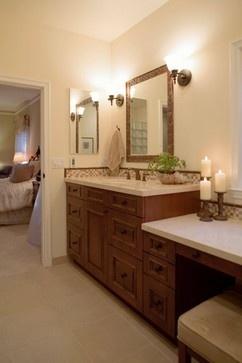 Best 25 makeup counter ideas on pinterest - Bathroom vanities san francisco area ...