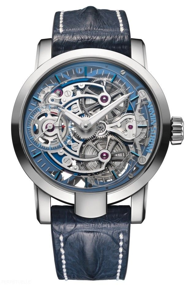 Armin Strom Skeleton Pure Water - Perpetuelle.com