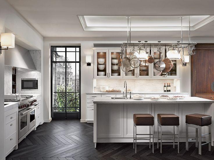 Siematic beauxarts inspireert tot nieuwe inzichten over klassiek als lifestyle bijvoorbeeld met deze keuken in