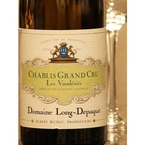 Top class Chablis Grand Cru - rich, steely and intense.