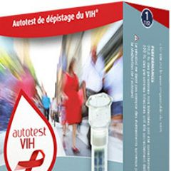 Premier autotest sanguin du virus du sida disponible en France en juin | PsychoMédia