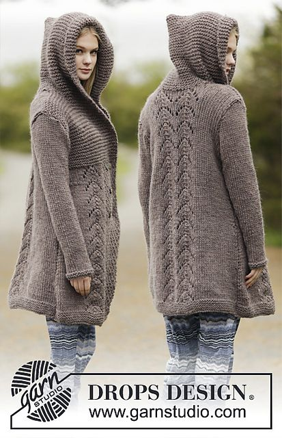 Ravelry: 164-1 Into The Woods pattern by DROPS design