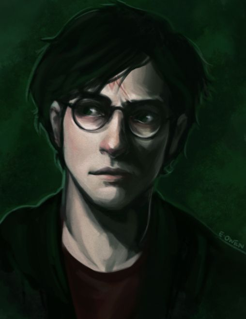 Deathly Hallows Harry