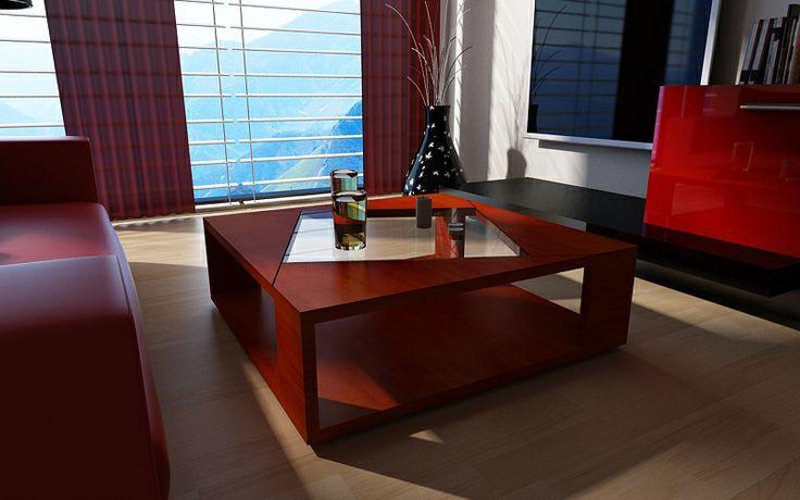 Mesa diseñada por Distingo Diseño.