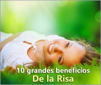 10 BENEFICIOS DE LA RISA
