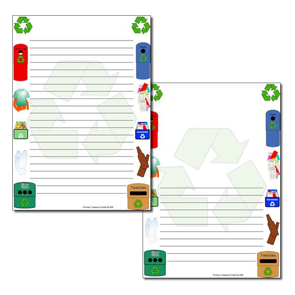 Photo Page: Free Page Borders Recycle - Google Search