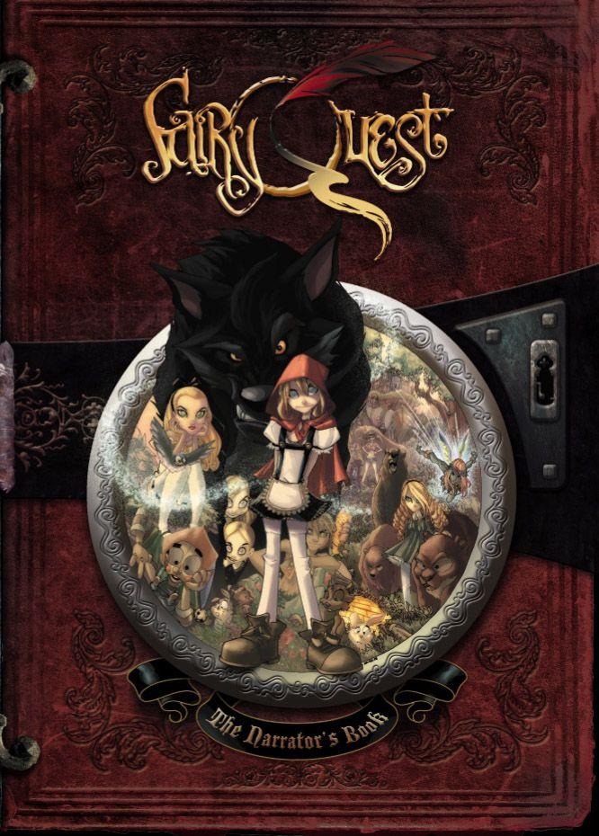 Humberto Ramos, Fairy Quest!