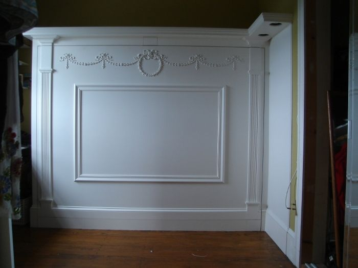 Handmade Victorian Murphy Bed by Dwayne Bailey Custom Furniture & Cabinetry | CustomMade.com