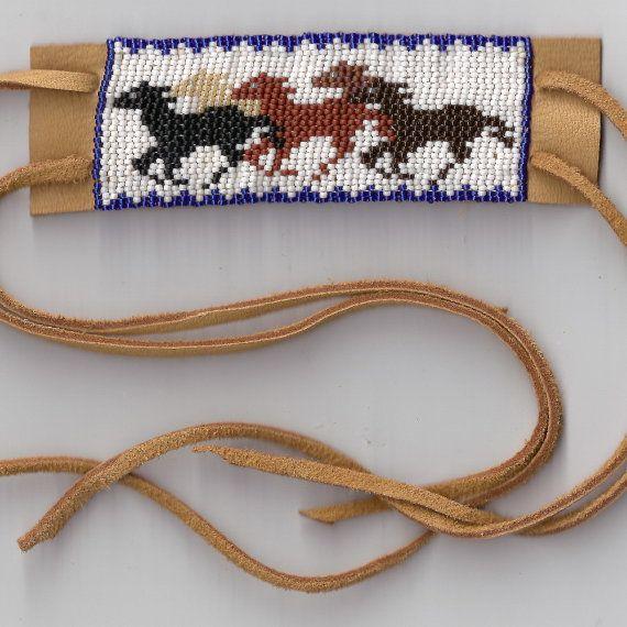 Wild Horses Flute Wrap by Edithscustomcrafts on Etsy, $29.99