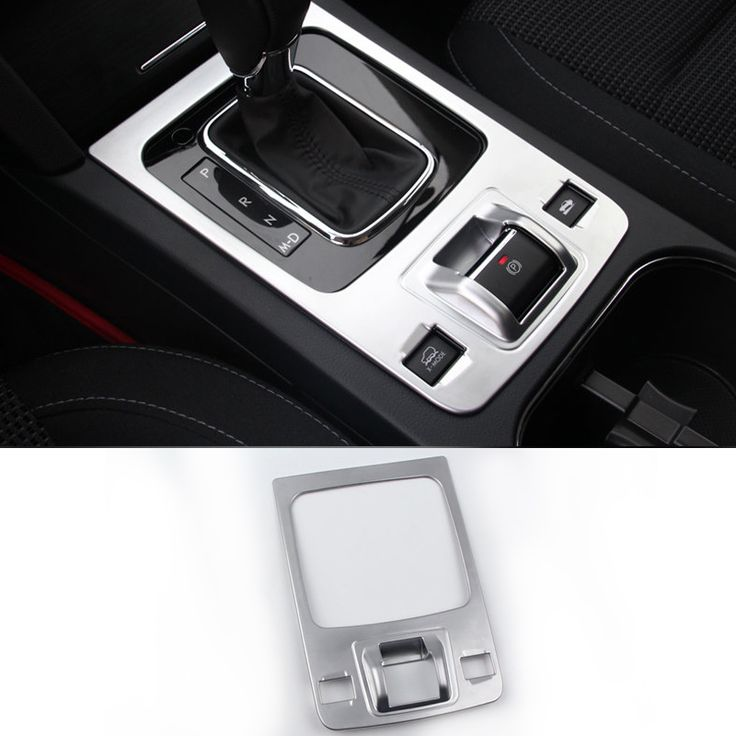 2016 Car Styling  ABS Gear Box Decorative Frame Sequins  For Subaru Outback 2015 2016 Trim Decoration