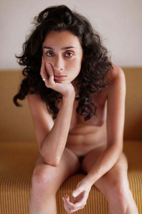 Nude girl nice toys