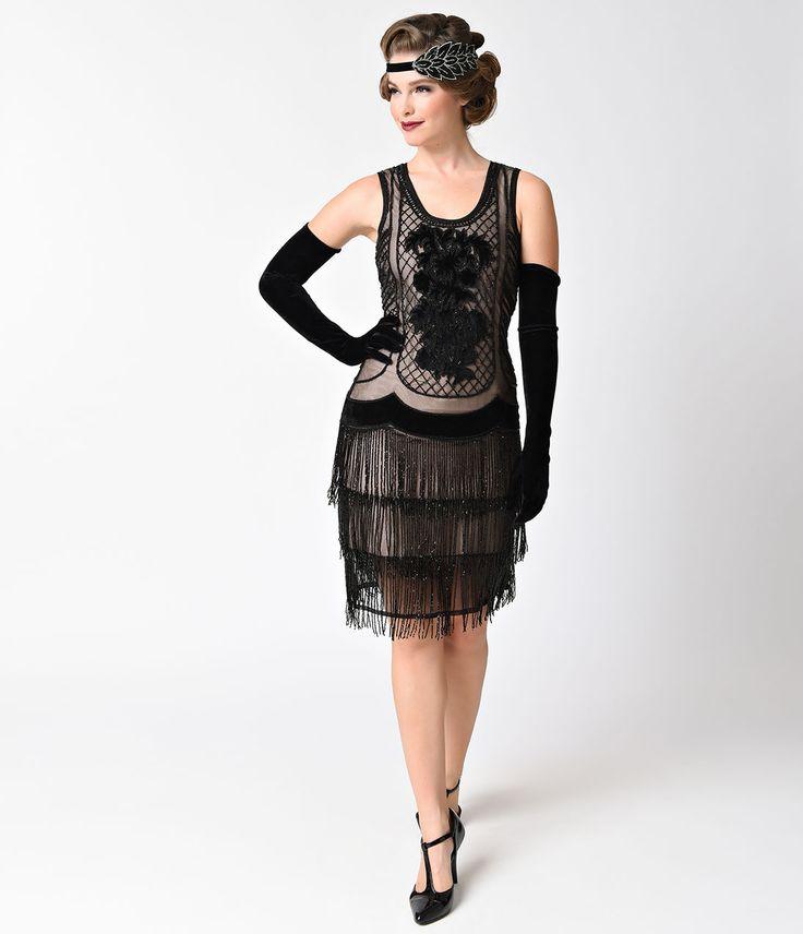 Les 506 meilleures images propos de 1920s flapper dresses sur pinterest style des ann es Fashion style and mode facebook